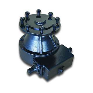 WGB-M 7900N.m Wheel Gearbox For Irrigation System