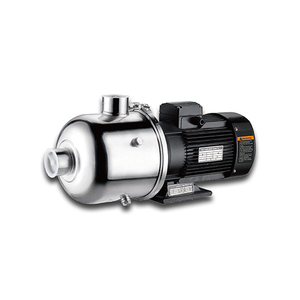 BMP 2m3/h Horizontal Stainless Steel Multi-Stage Centrifugal Electric Water Pump